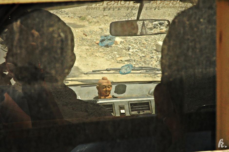 Autostopem przez Himalaje - foto