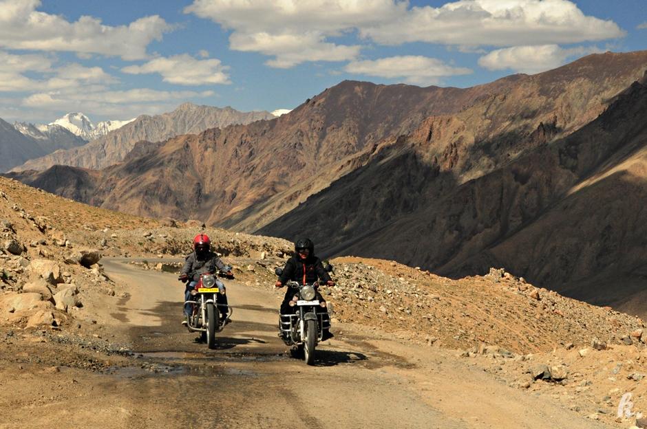 Motocyklowa podróż przez Himalaje - Indie, foto