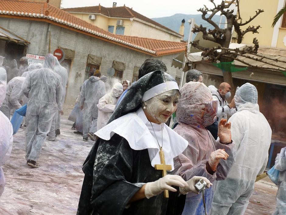 Święto Kathara Deftera w Grecji - foto