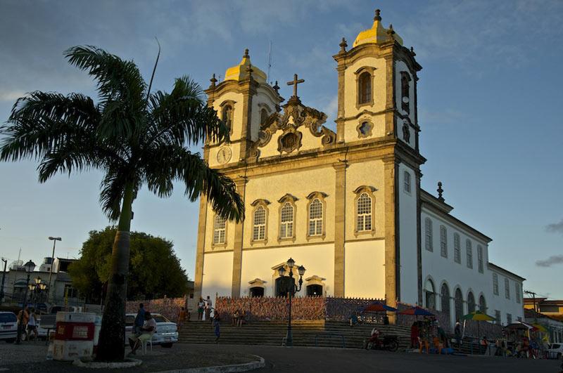 Igreja Nosso Senhor do Bonfim - zdjęcia z Salvador da Bahia