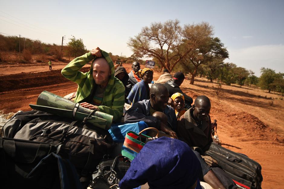 Autostopem przez Burkina Faso