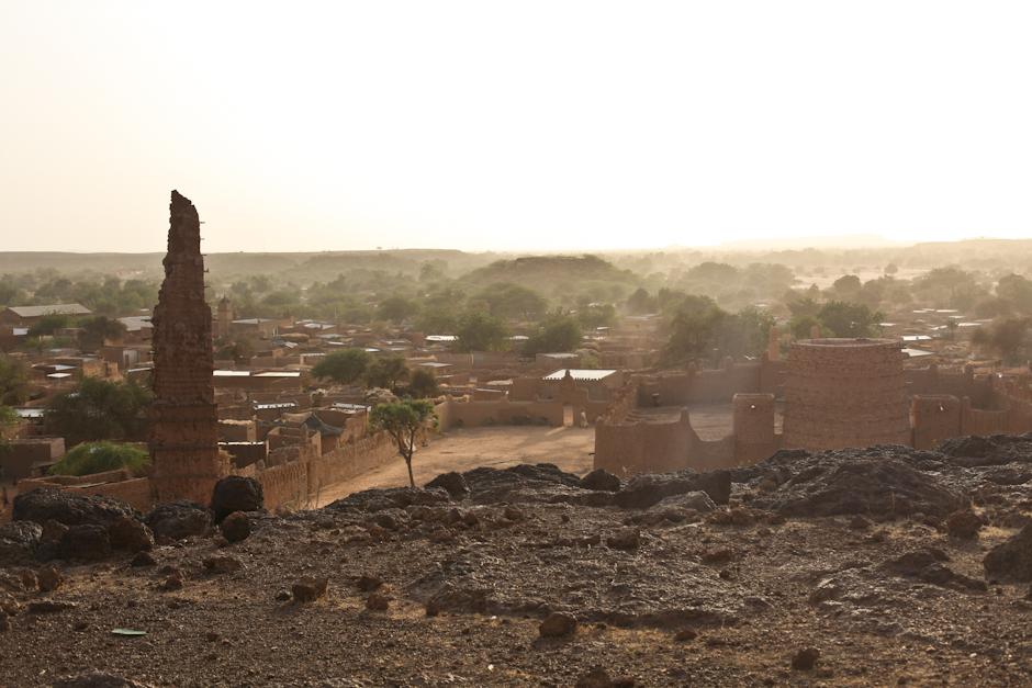 Podróż na północ Burkiny Faso