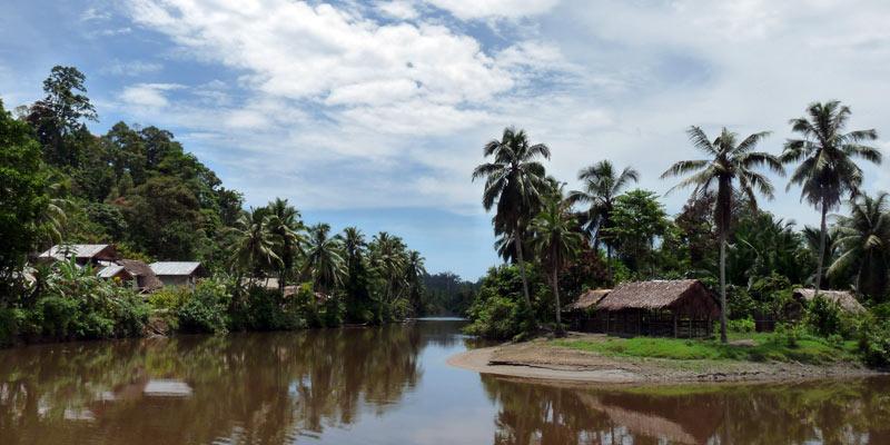 Pulau Sipora - rajska wyspa Indonezji