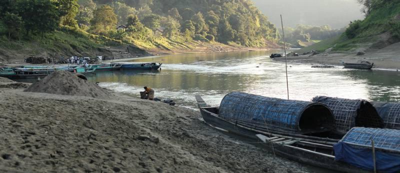 Rumaa Bazar - zdjęcia z podróży przez Bangladesz