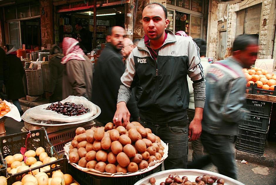 Amman, stolica Jordanii na zdjęciach podróżniczych