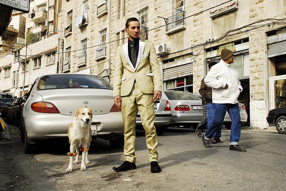 Zdjęcia z Jordanii - moda w Ammanie