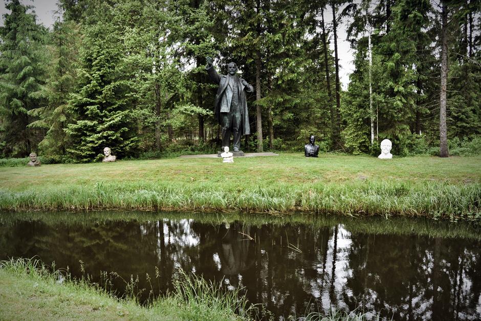 Pomniki komunistyczne na Litwie