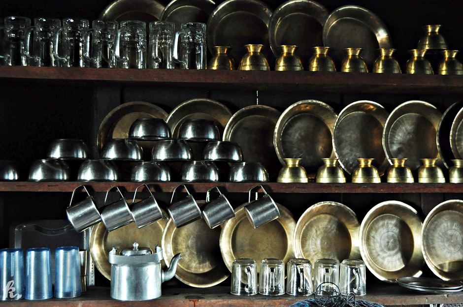 W nepalskim domu - zdjęcia z podrózy w Himalaje