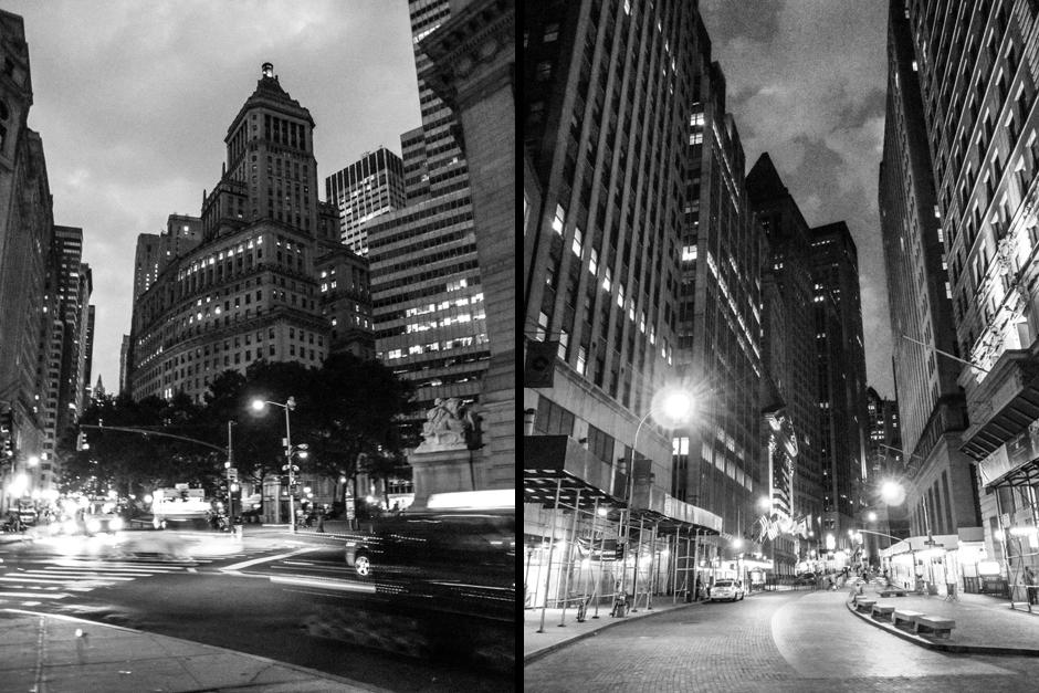 Ulice Nowego Jorku - foto