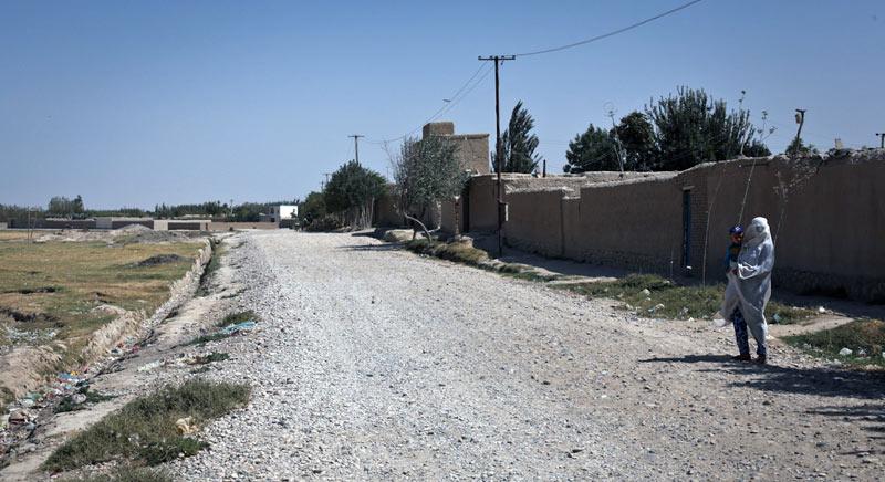 Balch - zdjęcia z podróży przez Afganistan