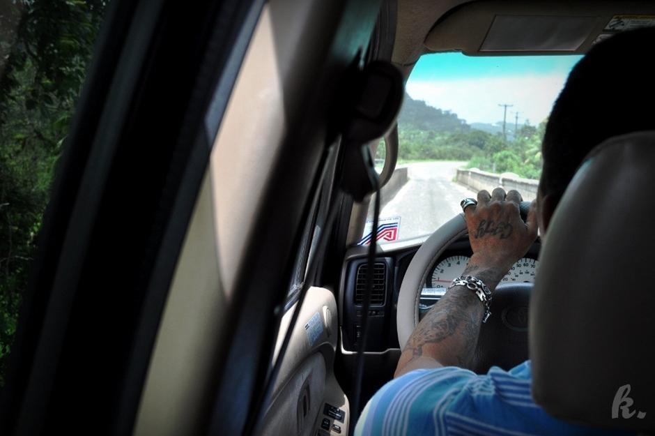 Podróż autostopem po Karaibach - foto