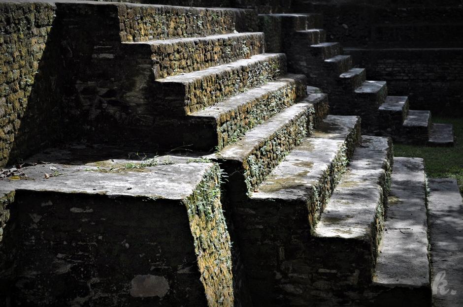 Ruiny Majów w San Ignacio - zdjęcia z podrózy przez Belize