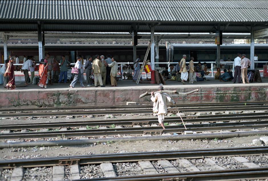 Dworzec kolejowy - Quetta, Pakistan