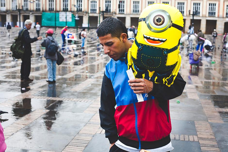 Codzienna Bogota