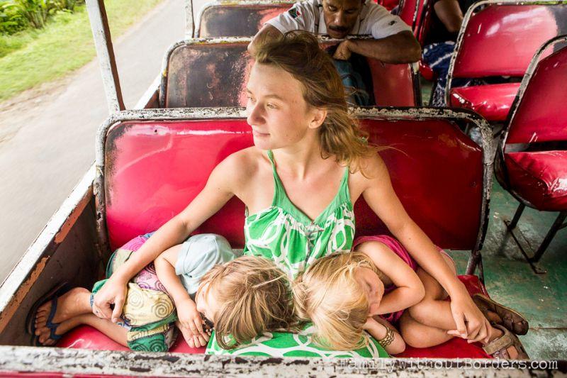Podróżowanie z dziećmi w Oceanii