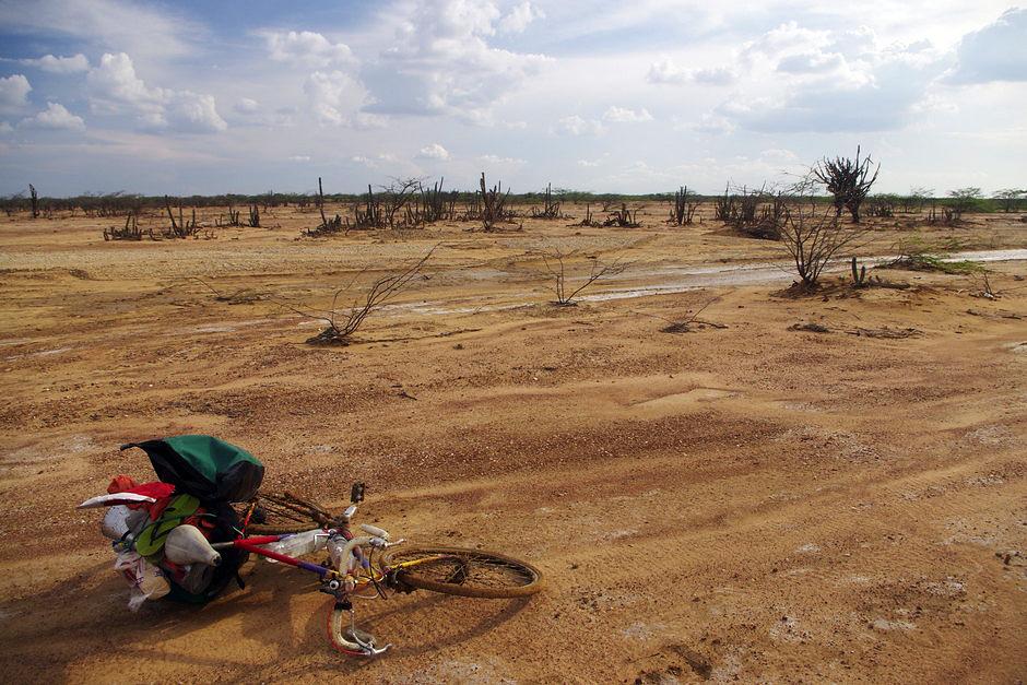 Rowerem przez Kolumbię - foto