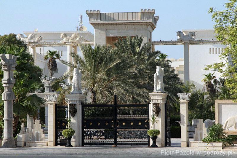 Dariuszh Hotel na irańskiej wyspie Kish