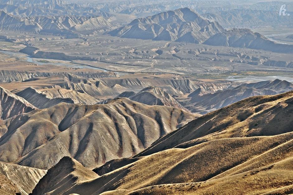 Góry Kirgiastanu - zdjęcia podróznicze
