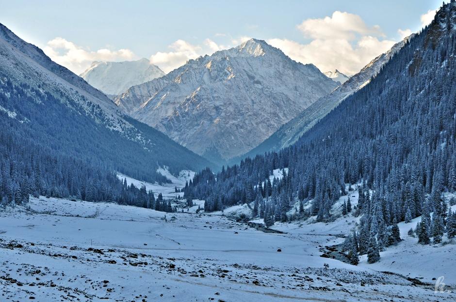 Podróż przez Kirgistan - zdjęcia