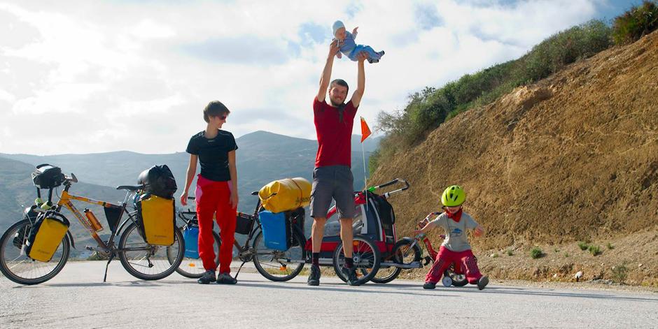 Z dziećmi do Maroka
