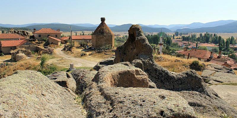 Podróżowanie po Turcji - Kumbet Koyu