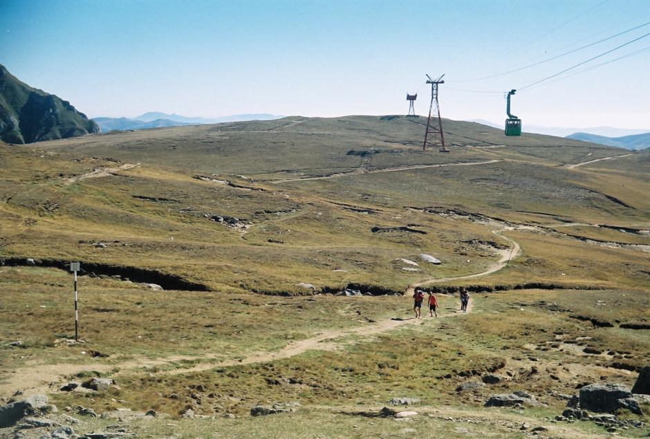 Wycieczka po górach Buşteni w Rumunii
