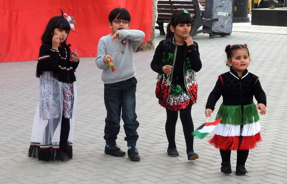 Dzieci z Kuwejtu