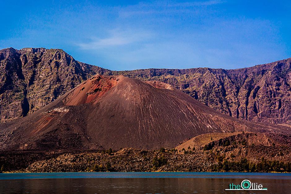 Siarkowe źródła - zdjęcia z Lombok w Indonezji