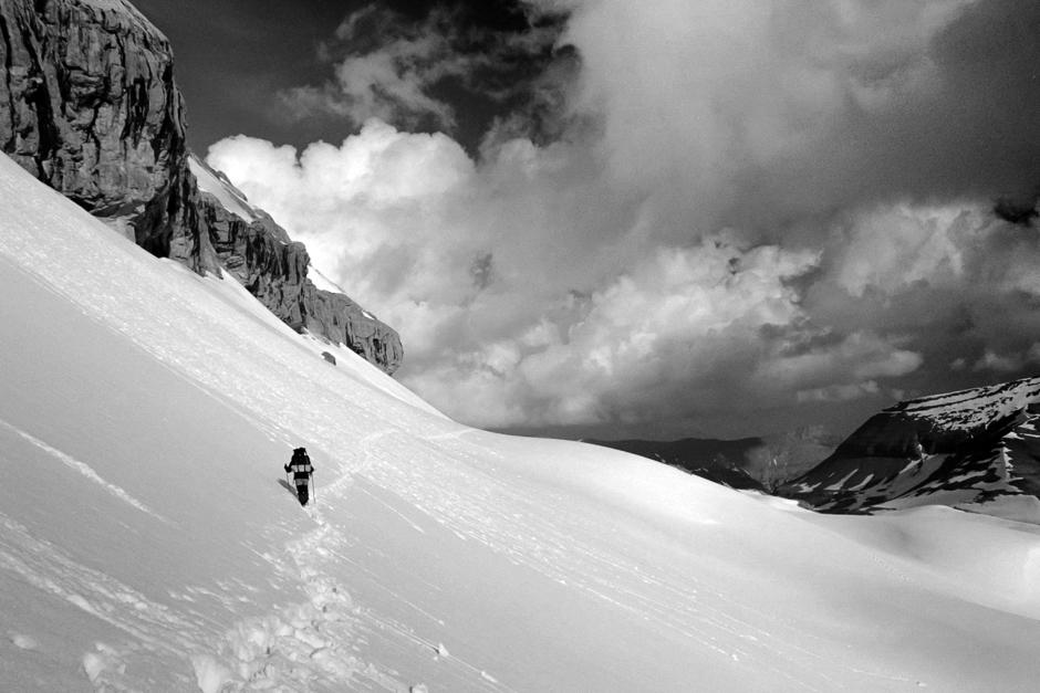 Katarzyna Nizinkiewicz w Pirenejach - galeria zdjęć