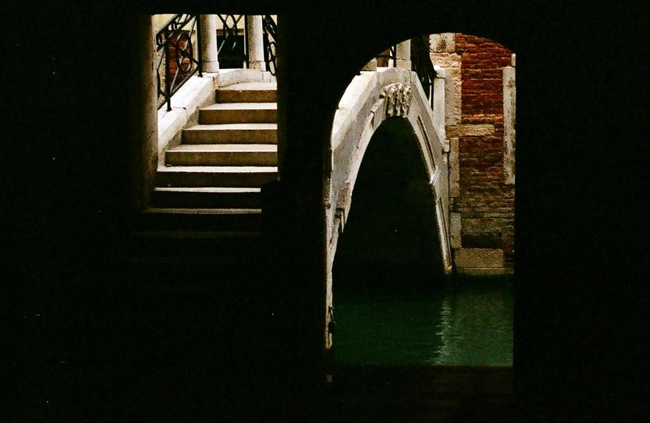 Tajemnicze zaułki Wenecji - zdjęcia