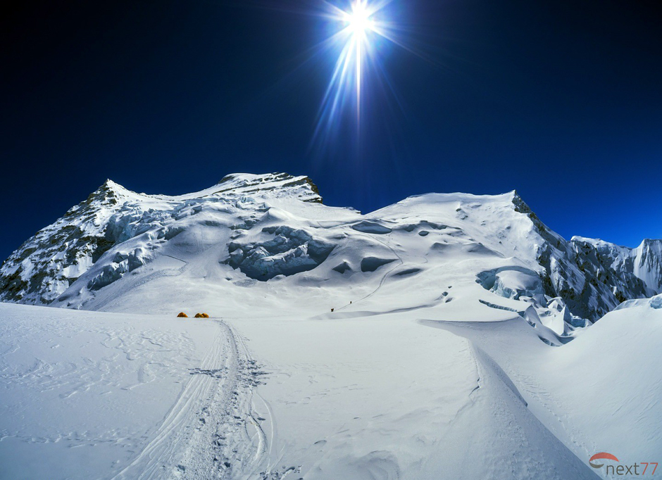 Trekking na Cho Oyu - zdjęcia z Himalajów