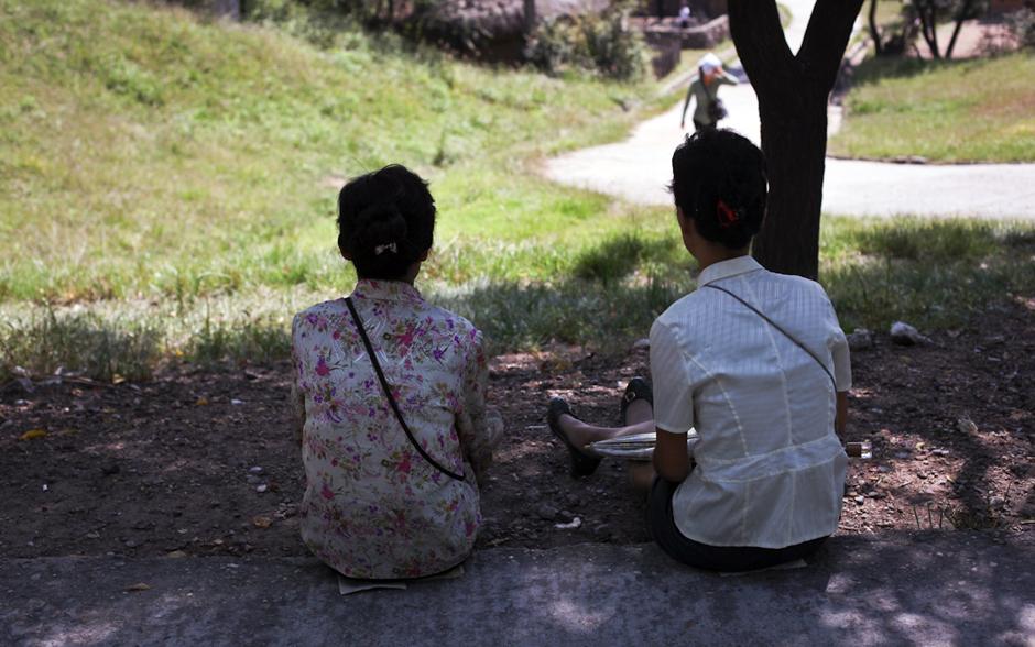 Studentki filmówki z Phongjangu - podróż do Korei Północnej