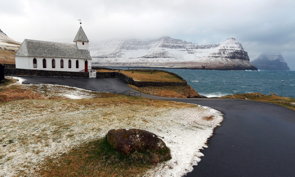 Viðareiði - osada farerska