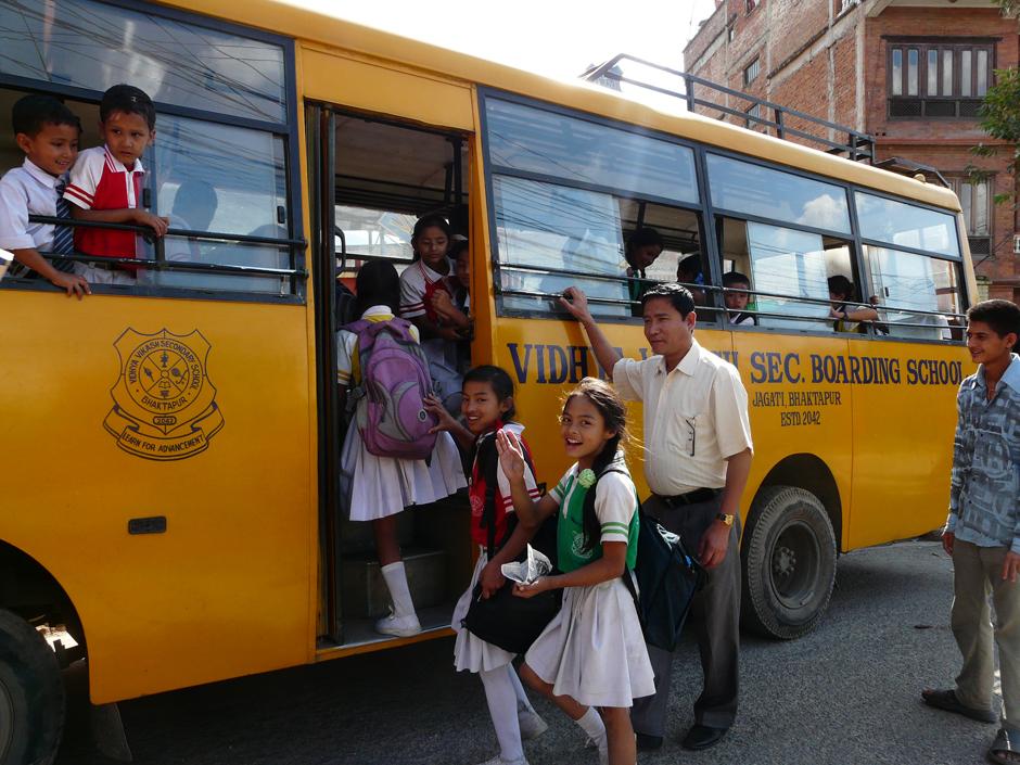 Dzieci Neaplu - zdjęcia podróżników