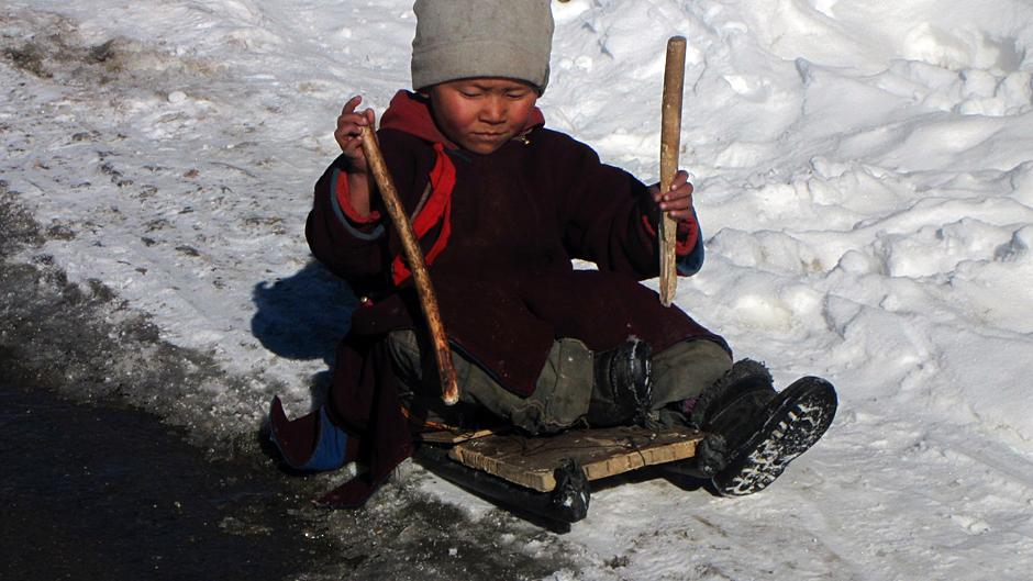 Dzieci z Nepalu - fotogaleria