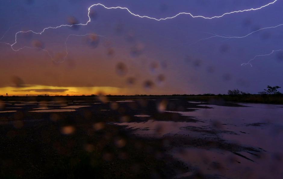 Burza w Argentynie