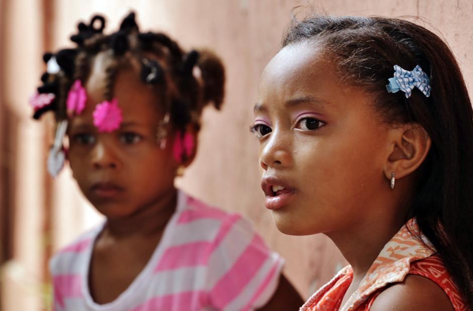 Dziewczynki z Panamy