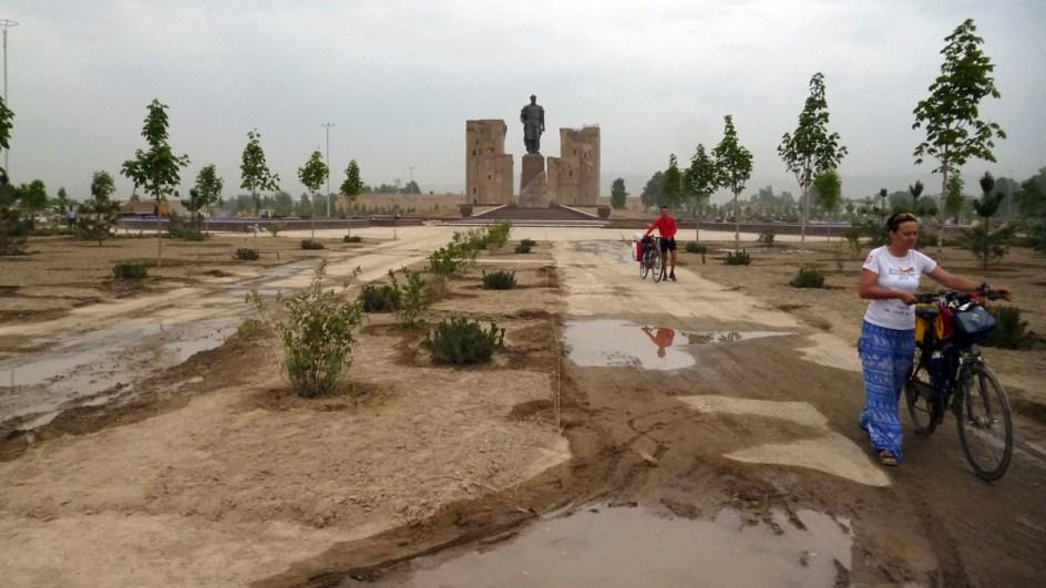 Shahrisabz w Uzbekistanie