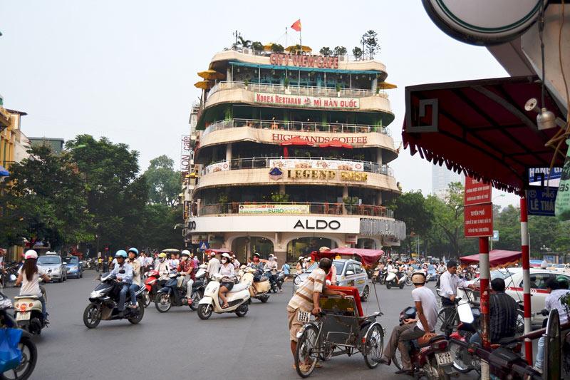 Architektura Hanoi