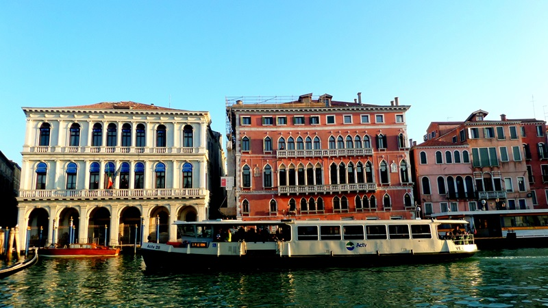 Wycieczka statkiem po Wenecji