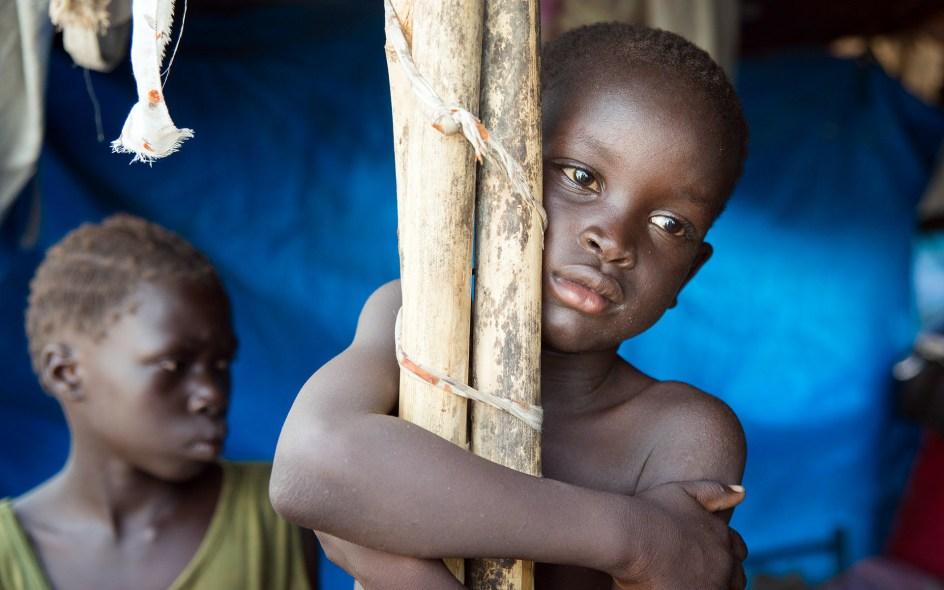 Dzieciaki z Afryki, Dżuba