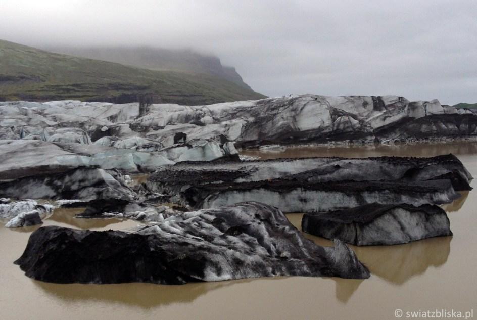 Wyprawa na Islandię - zdjęcia z lodowców