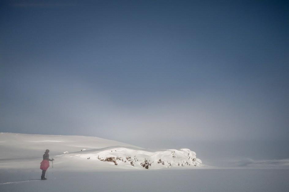 Podróż na nartach przez Laponię (Finlandia, Norwegia)