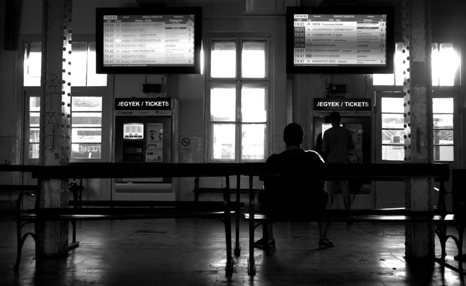Budapeszt, Dworzec Kelenföld