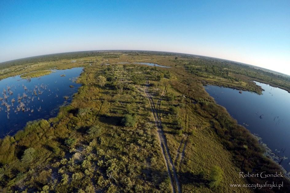 Botswana, Okawango, zdjęcia Roberta Gondka