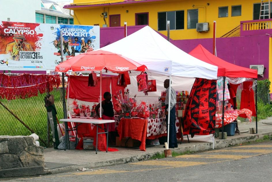 Stolica Antigui i Barbudy, St. John's - zdjęcia z podróży po Karaibach
