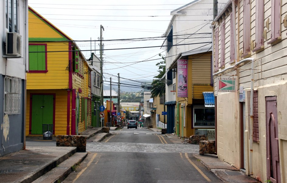Konsulat Gujany w stolicy Antigui i Barbudy