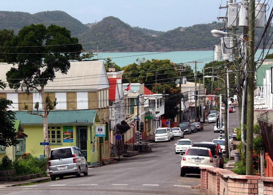 St. Johns - stolica Antigui i Barbudy, mikropaństwa na Morzu Karaibskim