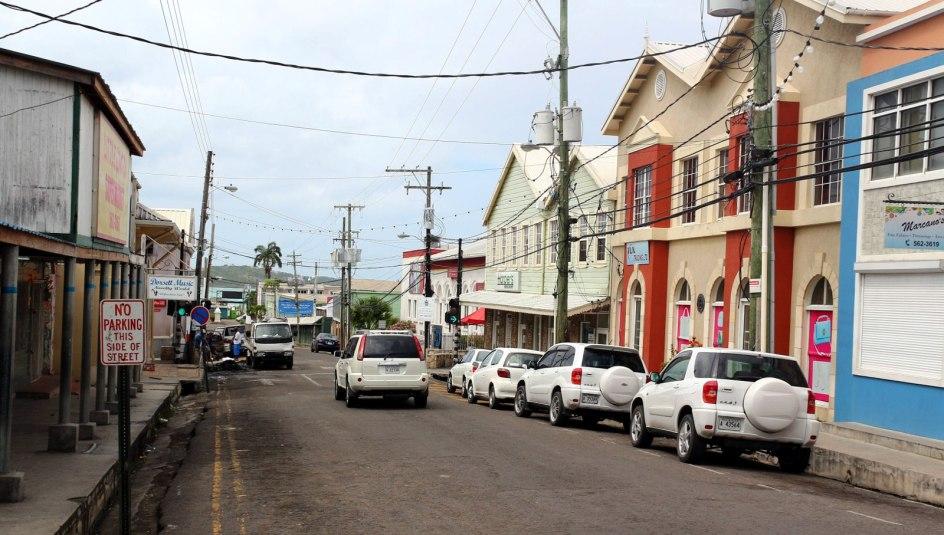 Zdjęcia z Karaibów - Antigua i Barbuda