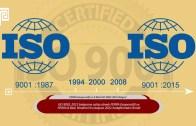 PERPA Kooperatifi ve PERPA B Blok ISO 9001:2015 Belgesi